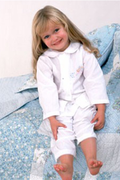 Tinkerbell Long Sleeve Cotton Pyjama Set from Damask